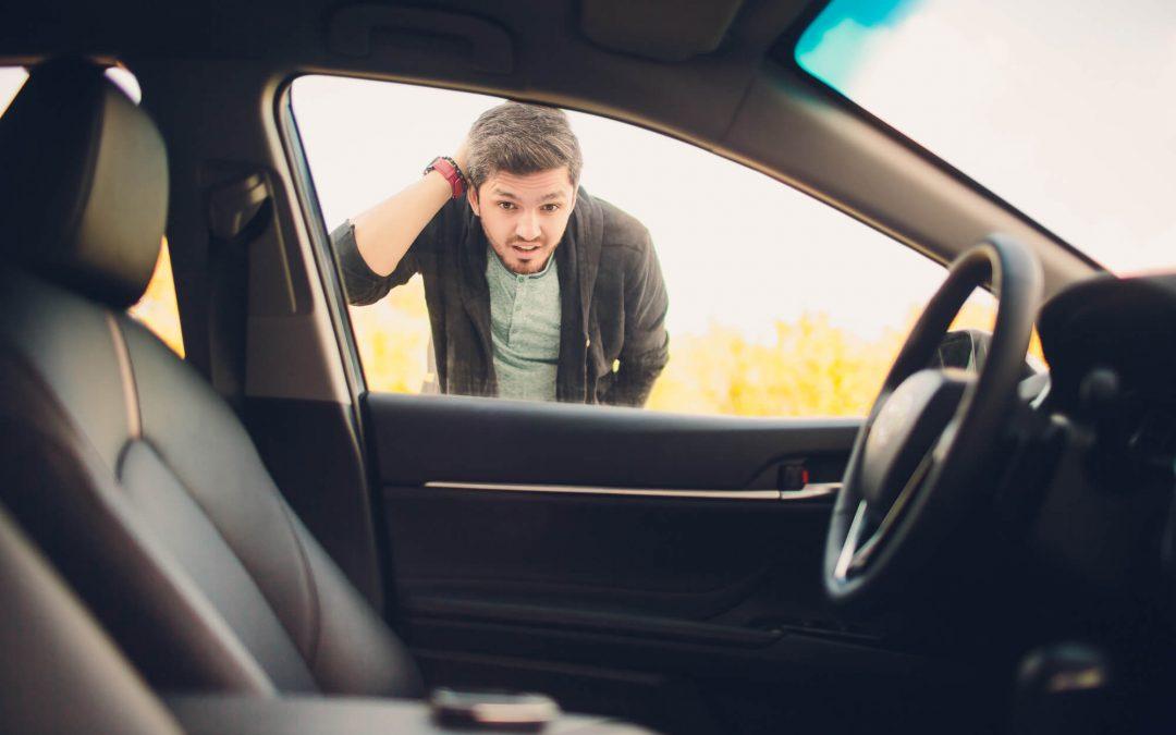 Help! I Locked My Keys in My Car!